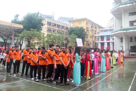 Ngày hội thể thao chào mừng kỷ niệm 58 năm Ngày thành lập Trường Đại học Văn hóa Hà Nội, 86 năm Ngày thành lập Đoàn TNSC HCM và 71 năm Ngày Thể thao Việt Nam