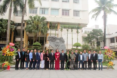Gặp mặt cựu sinh viên tiêu biểu nhân kỷ niệm 58 năm Ngày thành lập trường Đại học Văn hóa Hà Nội