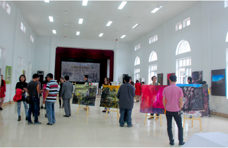 Workshop - Tọa đàm mỹ thuật giữa họa sỹ Việt Nam và Ba Lan