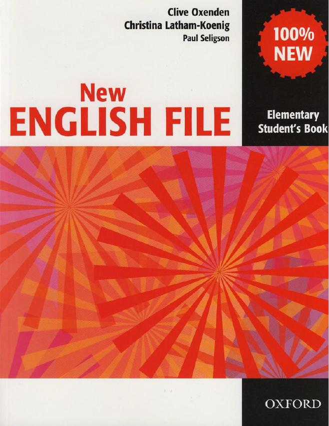 """Giúp sinh viên tổng kết, ôn tập các kiến thức trong giáo trình """"New English File – elementary"""""""