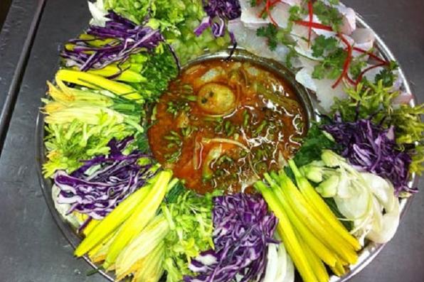 Độc đáo ẩm thực Nam Bộ