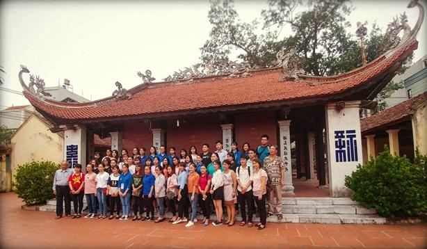 Buổi học thực tế thú vị tại bảo tàng nhiếp ảnh Lai Xá và bảo tàng Nguyễn Văn Huyên