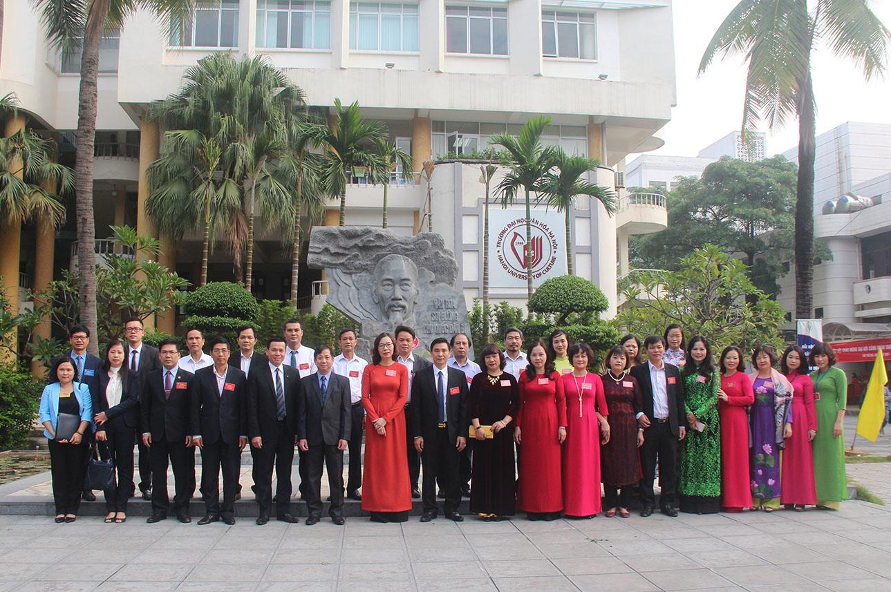 Đại hội Công đoàn Trường Đại học Văn hóa Hà Nội lần thứ XXI, nhiệm kỳ 2017 - 2022