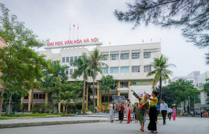 Đề án Tuyển sinh năm 2018 của Trường Đại học Văn hoá Hà Nội