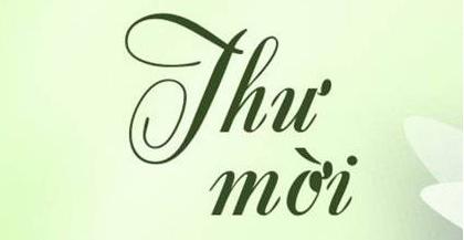 """THƯ MỜI THAM DỰ THUYẾT TRÌNH KHOA HỌC: """"Lưu giữ và trao truyền văn hóa: một nghiên cứu người Việt di cư ở Úc """""""