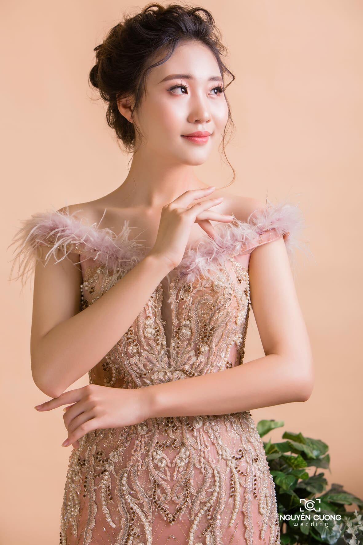Nữ sinh Đại học Văn hóa Hà Nội lọt vào vòng chung kết cuộc thi Hoa khôi sinh viên năm 2018