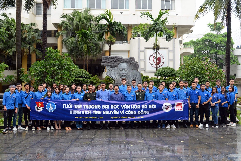 Mùa hè xanh 2019 : Sắc áo xanh tình nguyện lan tỏa khắp mảnh đất Lạng Sơn
