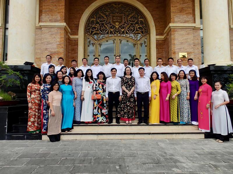 Hội nghị triển khai công tác năm học 2019 - 2020