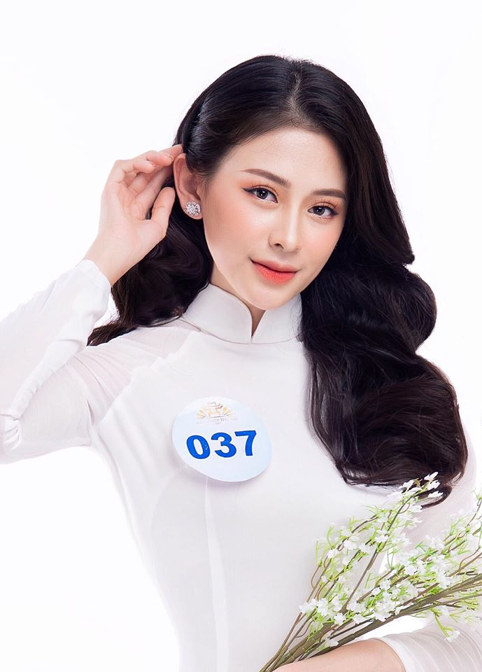 Nữ sinh Đại học Văn hóa Hà Nội giành Ngôi vị Á khôi 1 Hoa khôi Thủ đô 2019