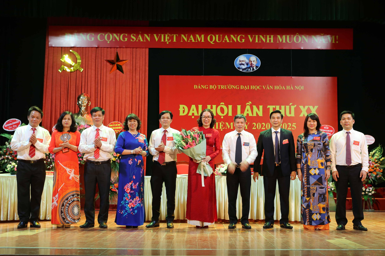 Đại hội Đảng bộ Trường Đại học Văn hóa Hà Nội lần thứ XX: Đoàn kết - Đổi mới - Chất lượng