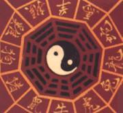 """Học thuyết âm dương được thể hiện sâu sắc nhất trong """"Kinh Dịch"""". Tương  truyền, Phục Hy (2852 trước CN) nhìn thấy bức đồ bình trên lưng con long mã  trên ..."""