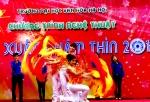 """Tưng bừng đêm nghệ thuật """"Chào xuân Nhâm Thìn 2012"""""""