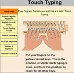 Hãy luyện tập để sử dụng bàn phím một cách khoa học và hiệu quả nhất