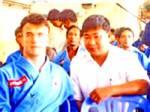 Hiệp sĩ Tây với võ Việt