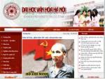 Trang web www.huc.edu.vn đạt 100.000 lượt truy cập
