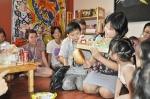 Xây dựng thói quen đọc sách cho trẻ mầm non
