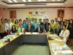Đoàn đại biểu Trường ĐHVH HN thăm Trường Ubon Ratchathani University (UBRU), Thái Lan