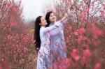 Cảm xúc về mùa xuân, phụ nữ trước thời khắc Xuân 2013