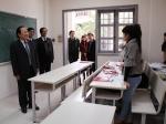 Bộ trưởng Bộ VHTTDL Hoàng Tuấn Anh đến chúc Tết và làm việc tại ĐH Văn hóa Hà Nội