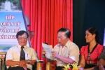 Giao lưu gặp mặt với SV hệ VLVH của 7 tỉnh, thành phố
