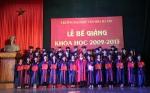 Lễ bế giảng khoá học 2009-2013