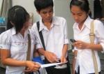 Bộ GD-ĐT công bố điểm mới nhất phương án tuyển sinh năm 2014