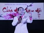 Thêm một ca khúc viết về Trường Đại học Văn hóa Hà Nội