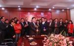 Lễ ký kết hợp đồng hợp tác đào tạo ngôn ngữ với Học viện quản lý Daewoo Global