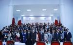 """Khai giảng Khóa đào tạo Tiếng Việt cho học viên thuộc dự án """"Những nhà quản lý kinh doanh trẻ toàn cầu"""""""