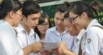 Chính thức thi tốt nghiệp 4 môn, Ngoại ngữ tự chọn