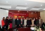 Lễ khai trương Cổng thông tin Thư viện số của Trường ĐH Văn hoá HN