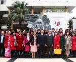 """Lễ  khánh thành tượng đài """"Hồ Chí Minh với Văn hóa"""""""