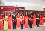 Lễ khánh thành Phòng Truyền thống Trường ĐH Văn hóa Hà Nội