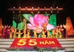 Tưng bừng lễ kỷ niệm 55 năm thành lập Trường và đón nhận Huân chương Độc lập Hạng Nhì