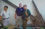 Đồ gỗ quý ngàn tuổi của đại gia Việt