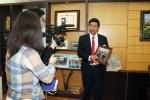 Kênh truyền hình lớn nhất Hàn Quốc đưa tin về Chương trình đào tạo tiếng Việt của Trường Đại học Văn hóa HN