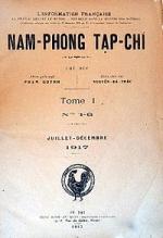 Lược khảo nội dung bàn về nhà nho Việt Nam đầu thế kỉ XX qua một số bài viết quốc ngữ trên Nam Phong tạp chí