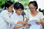Thông báo nộp hồ sơ xét tuyển tuyển sinh ĐH, CĐ hệ chính quy đợt 1
