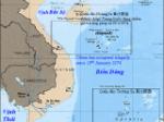 Diễn trình lịch sử cuộc tranh chấp chủ quyền ở Biển Đông