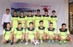Lễ ra mắt CLB Bóng đá sinh viên nam nội trú