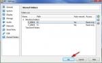 Sử dụng máy ảo Oracle Virtual Box để cài đặt WinISIS trên hệ điều hành Windows 8- 64bit