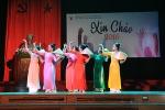 XIN CHÀO 2016 - Chương trình chào tân sinh viên của Khoa QLVHNT