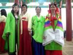 Một tháng ở xứ sở  Kim Chi