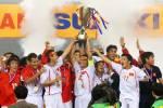 Việt Nam lần đầu vô địch Đông Nam Á