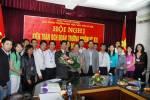 Hội nghị kiện toàn BCH Đoàn trường ĐH Văn hóa HN nhiệm kỳ XXI.