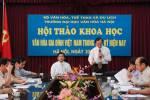 Hội thảo khoa học Văn hóa gia đình Việt Nam trong thời kỳ hiện nay