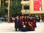 Lễ bế giảng và trao bằng tốt nghiệp khóa học 2005-2009
